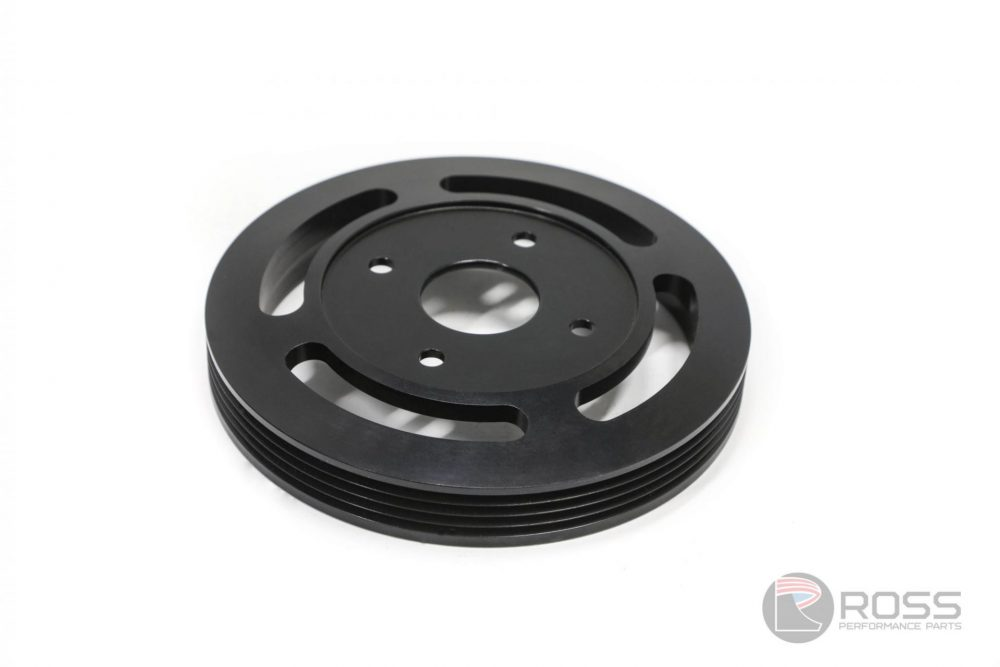 Nissan RB26 Water Pump Pulley (Underdriven 7.5%)
