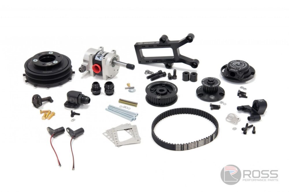 306200-108GT Nissan RB20DET-RB25 NEO Crank-Cam Trigger (Twin Cam) Wet Sump Kit Single Stage