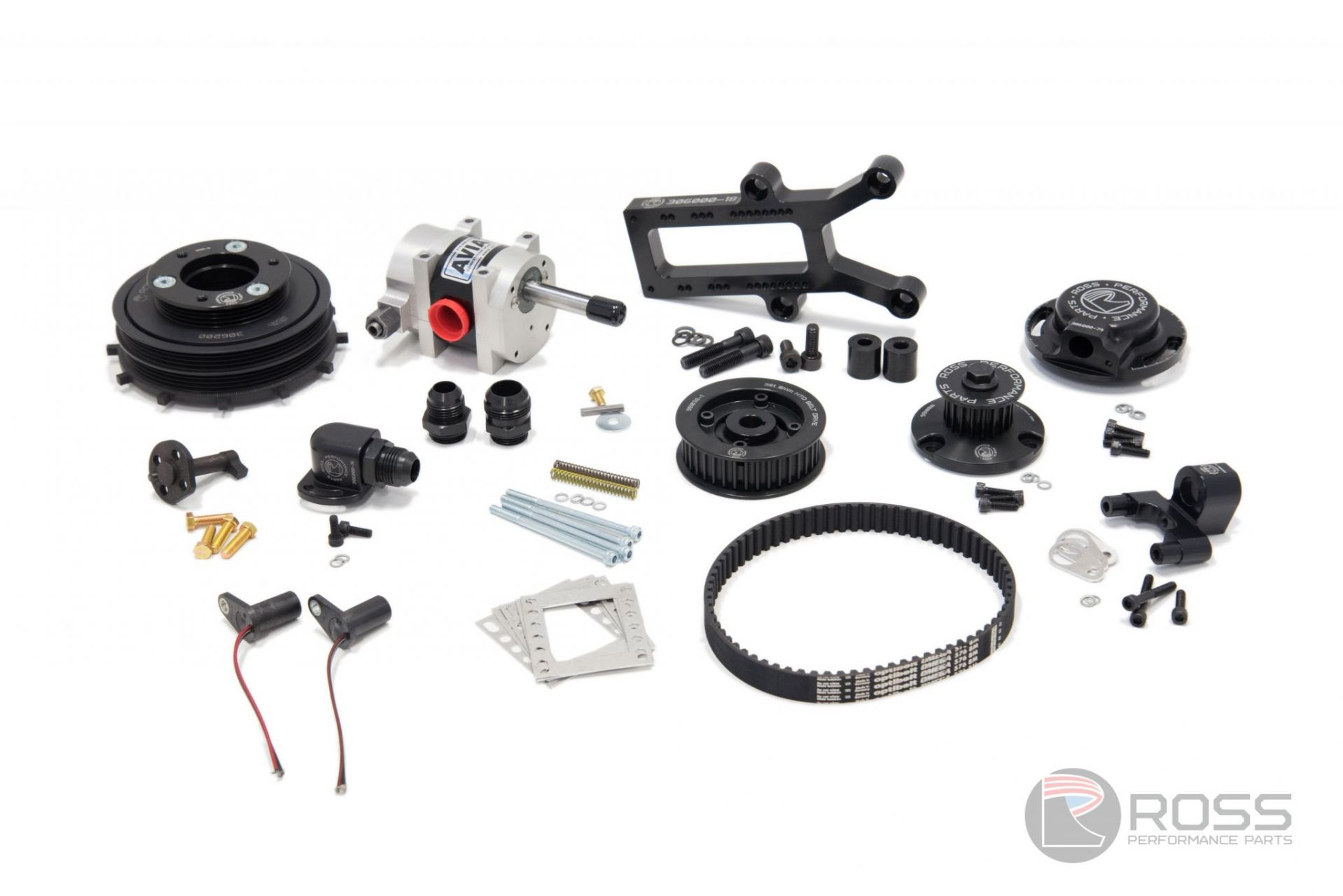 Nissan RB Crank / Cam Trigger (Twin Cam) Wet Sump Kit (Single Stage)