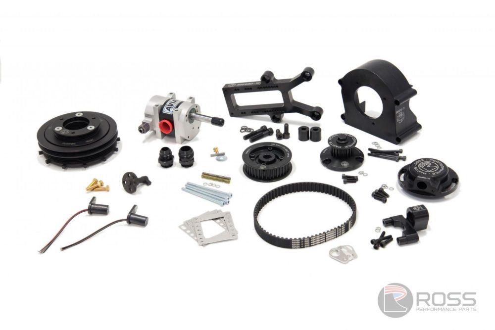 306210-108GT Nissan RB30 (Aus) Crank-Cam Trigger (Single Cam) Wet Sump Kit (Single Stage)