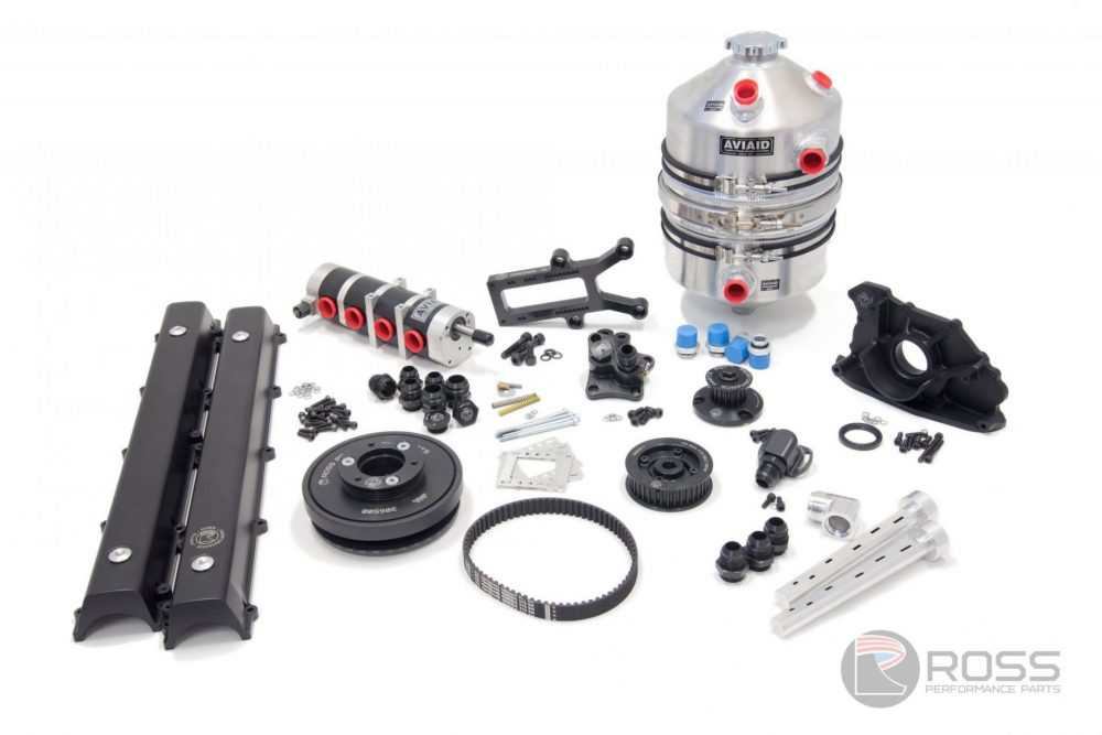 306500-106-1 Nissan RB20DET-RB25 NEO 4WD Dry Sump Kit (4 Stage)