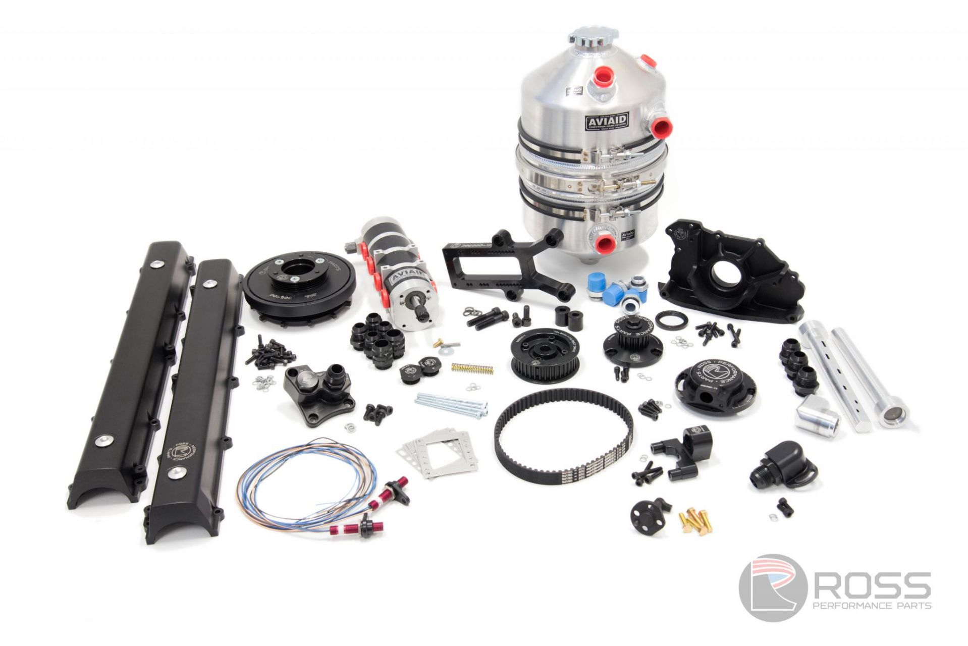 Nissan RB Crank / Cam Trigger (Twin Cam) 4WD Dry Sump Kit (4 Stage)