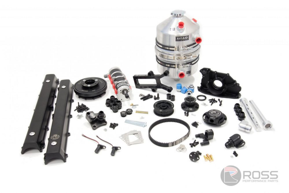 306500-110-1GT Nissan RB20DET-RB25 NEO Crank-Cam Trigger (Twin Cam) 4WD Dry Sump Kit (4 Stage)