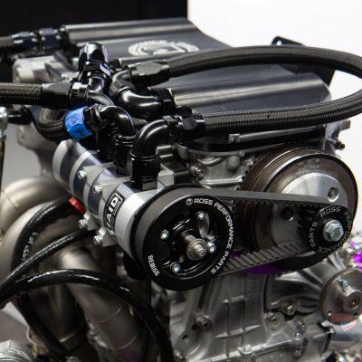 Ross Performance Parts OILING_SR20DrySump