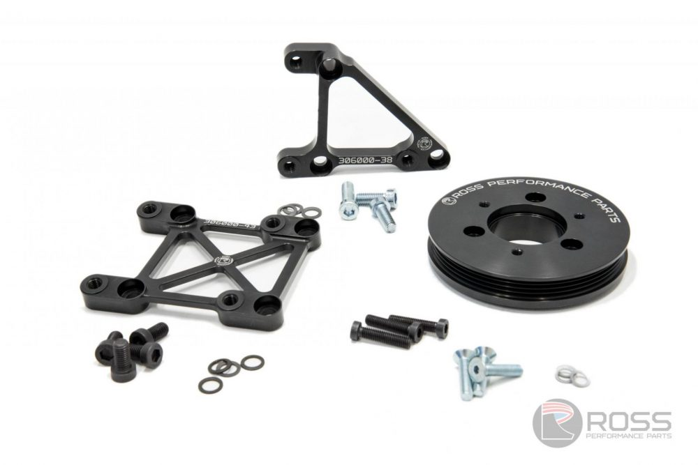 306500-115 Nissan RB20DET-RB25 NEO Air Conditioner Relocation Kit