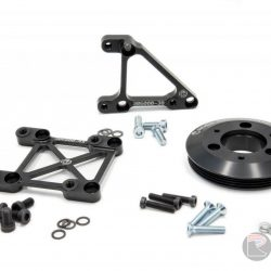 306502-115 Nissan RB26 R32 GTR Air Conditioner Relocation Kit