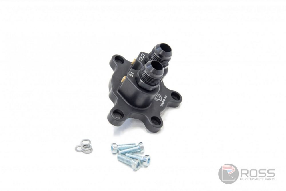 306048-25-1-Nissan-TB48DE-Oil-Return-Adaptor-Remote-Oil-Filter-Set-up