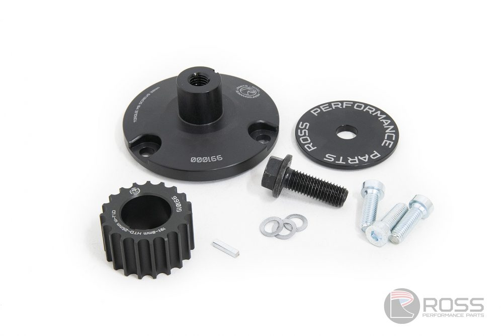 991000-19HTD Universal Dry Sump Drive Kit - 19T HTD