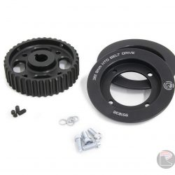 991038 8mm HTD Oil Pump Pulley Kit (38T with 5-8 bore + shields)
