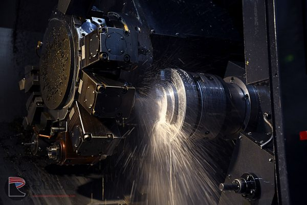 Full CNC Custom Machining Capabilities